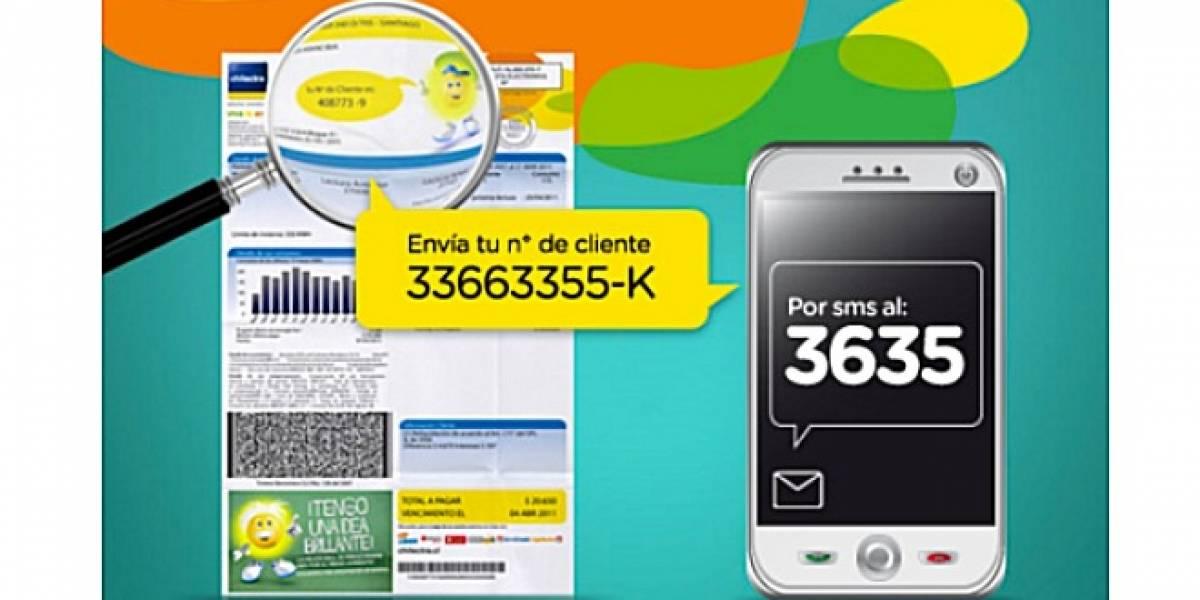 Chile: Chilectra lanza servicio para obtener info del suministro de energía eléctrica en el móvil