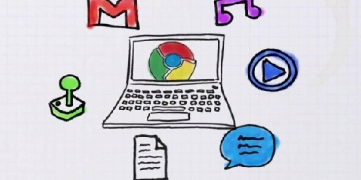Google lanzaría hoy arriendo de laptops con Chrome OS por USD $20 al mes