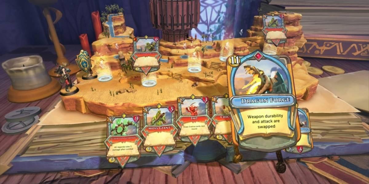 RuneScape tendrá juego de cartas a la Hearthstone