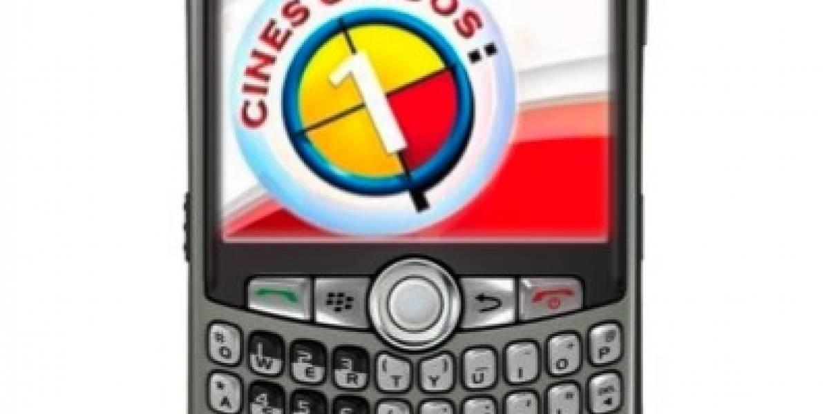 Venezuela: Cines Unidos venderá entradas por Blackberry