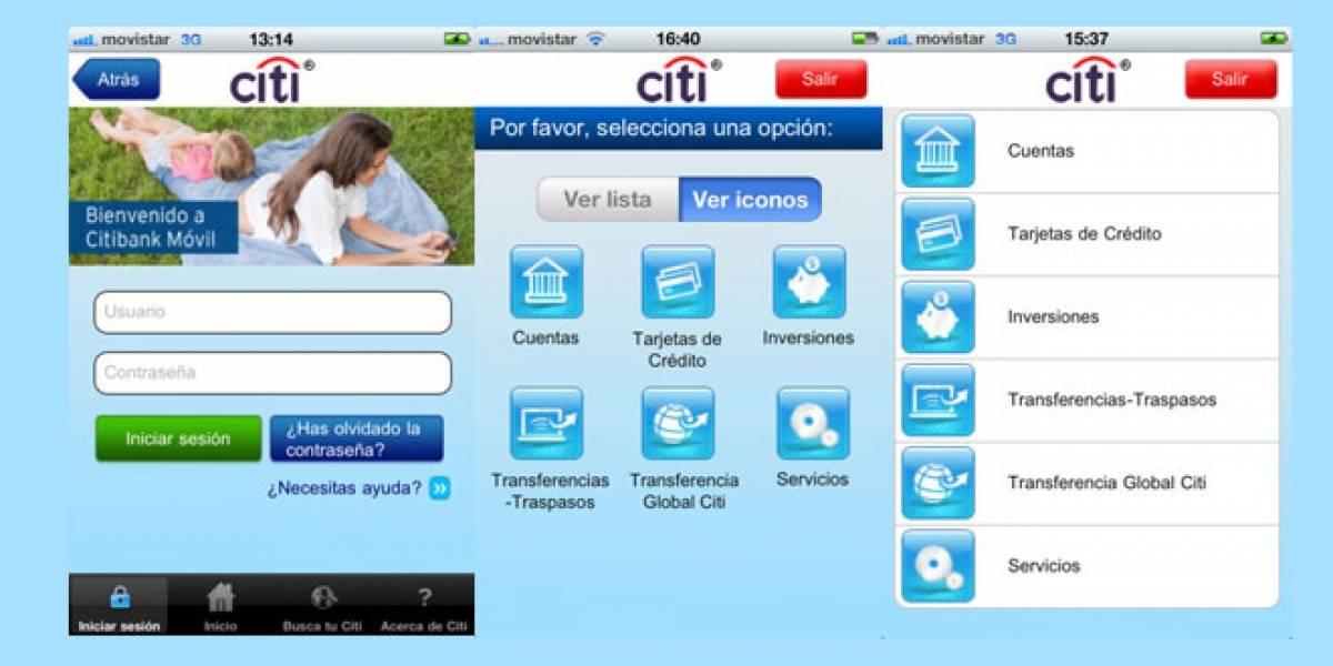 Citibank España también se atreve con los móviles