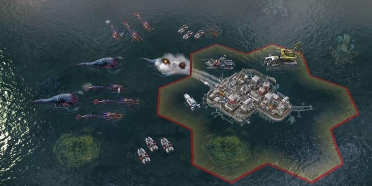 Rising Tide es la nueva expansión marítima para Civilization: Beyond Earth