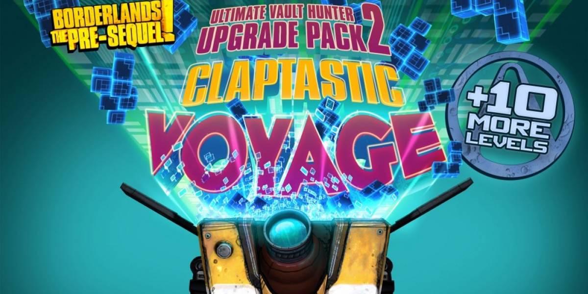 Claptastic Voyage es el nuevo DLC para Borderlands: The Pre-Sequel