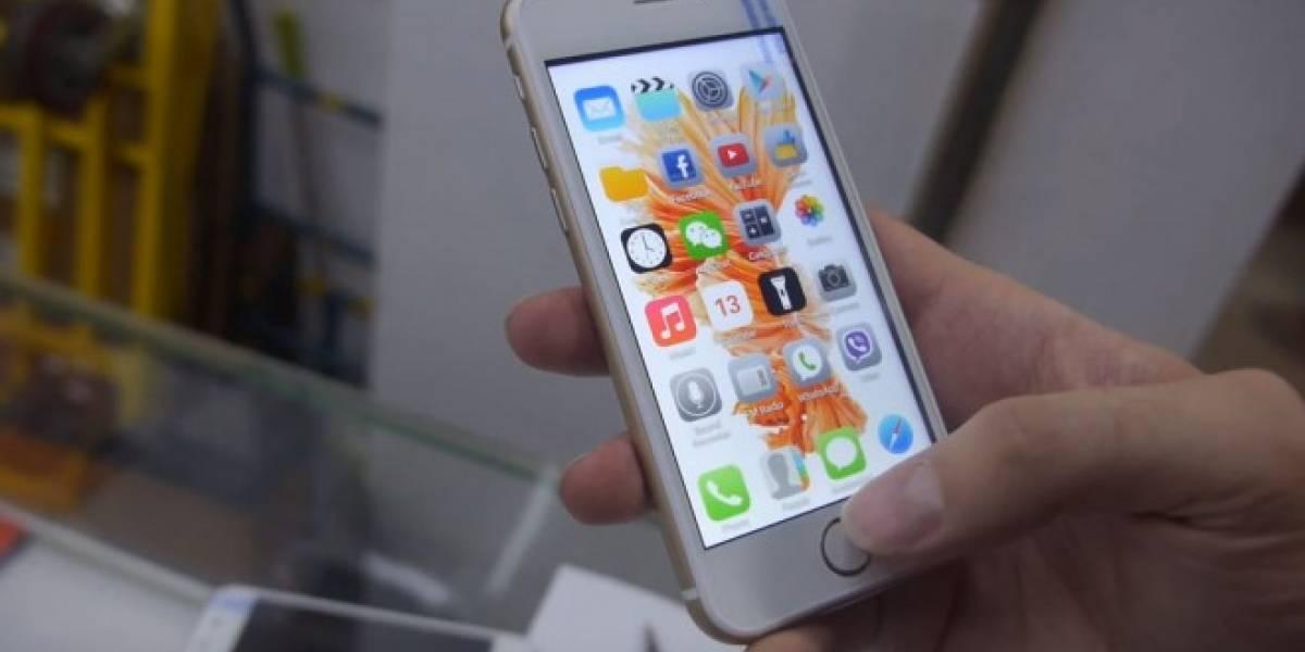 Estos clones chinos del iPhone con Android cuestan menos de 50 dólares