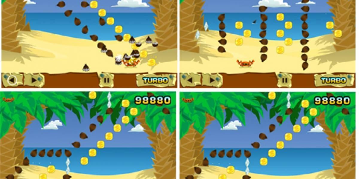 Coconut Dodge ya está disponible para iOS