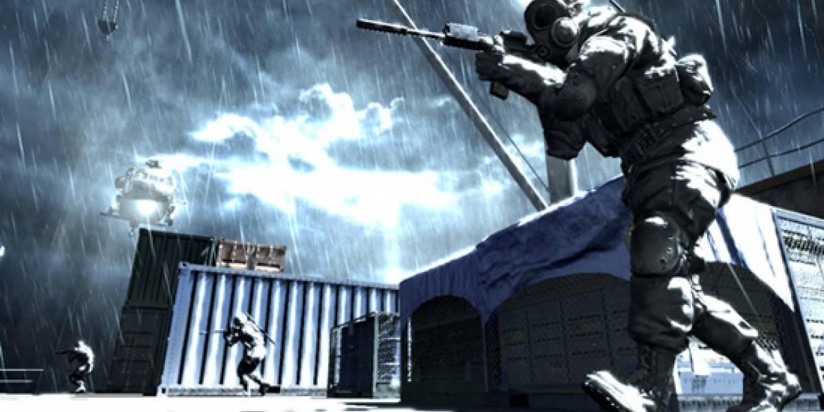 Más de 15 millones de personas han jugado Call of Duty 4