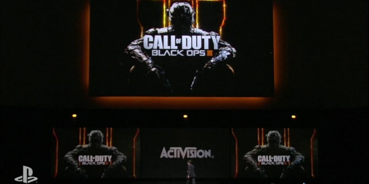 El multijugador de Call of Duty: Black Ops III se muestra en trailer #E32015