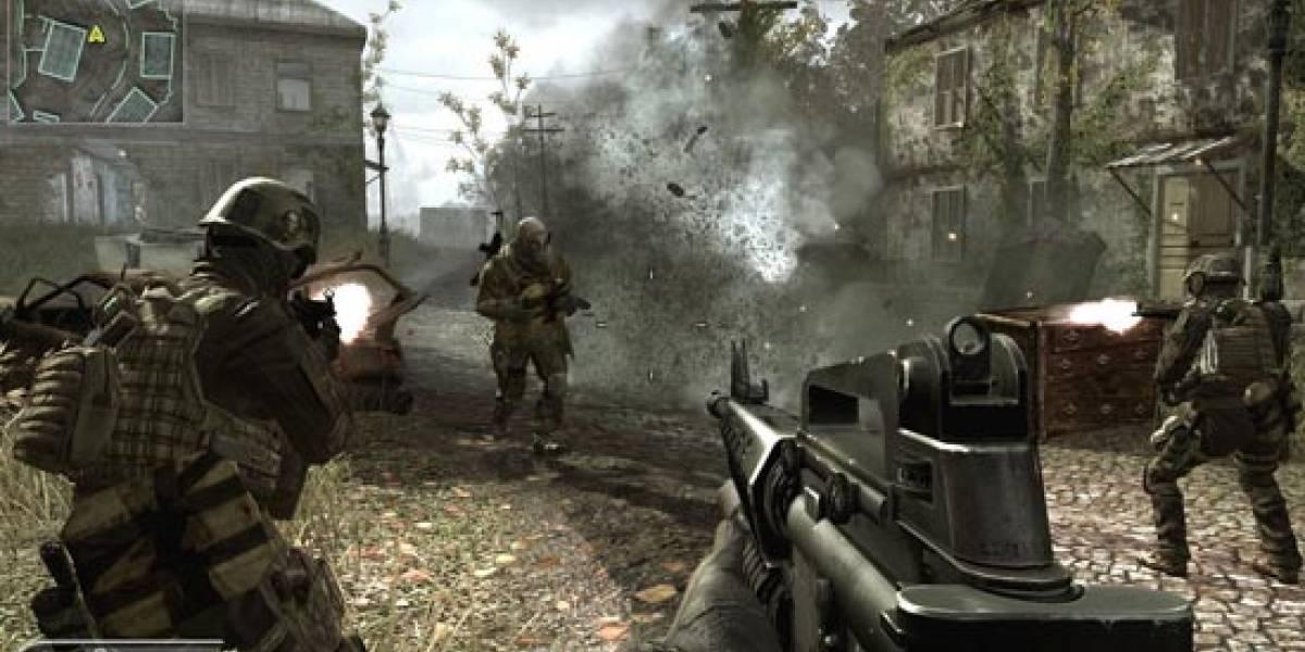 Call of Duty 4 se lleva 3 premios BAFTA