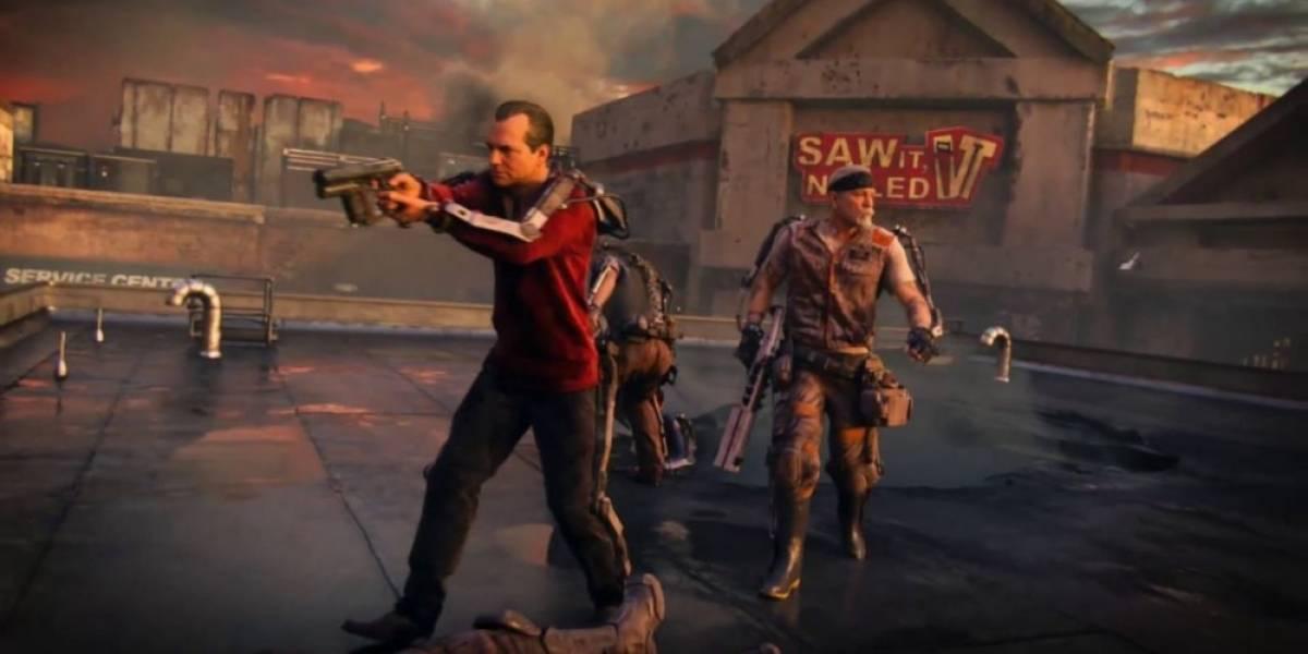 Nuevo tráiler con jugabilidad del DLC Ascendance para COD: Advanced Warfare