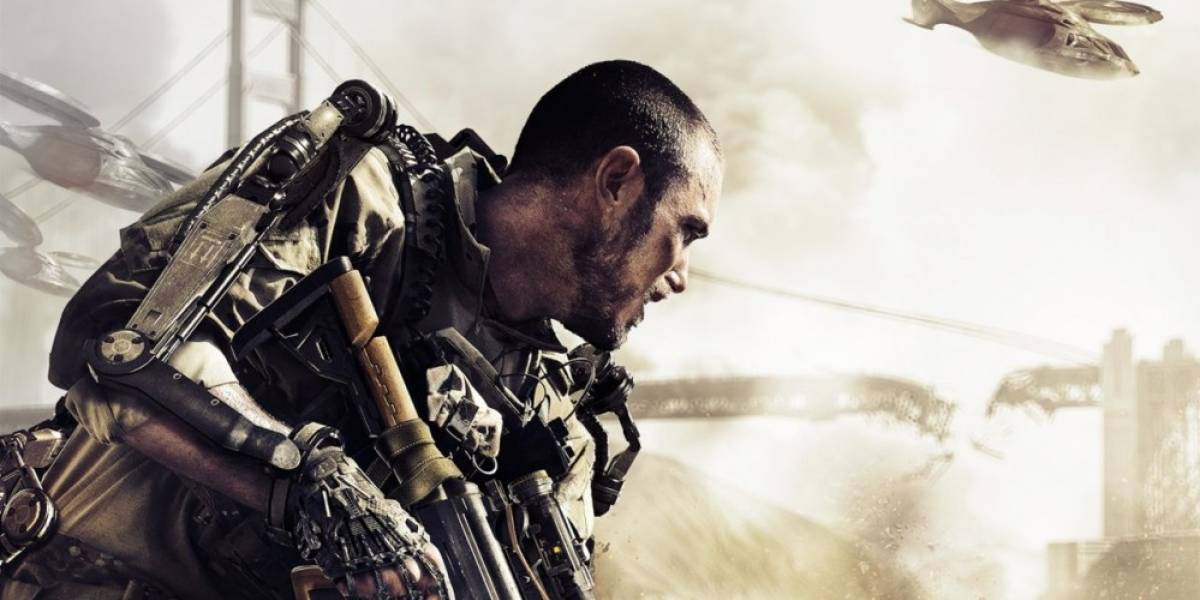 Call of Duty: Advanced Warfare gratis durante el fin de semana en Steam