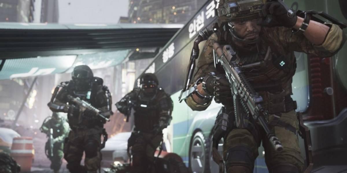 CoD: Advanced Warfare corre más estable en Xbox One que en PS4