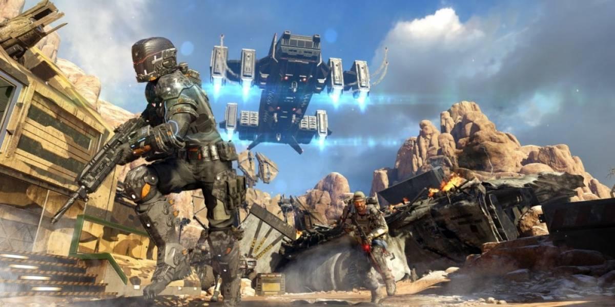 Call of Duty: Black Ops III recibe tráiler de lanzamiento