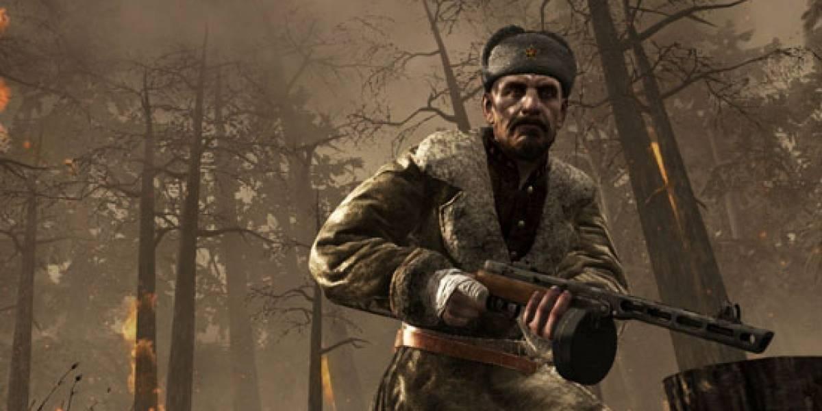 Steam ofrece Call of Duty World at War a mitad de precio