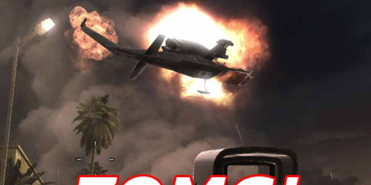 [Labs] Call of Duty 4: Modern Warfare