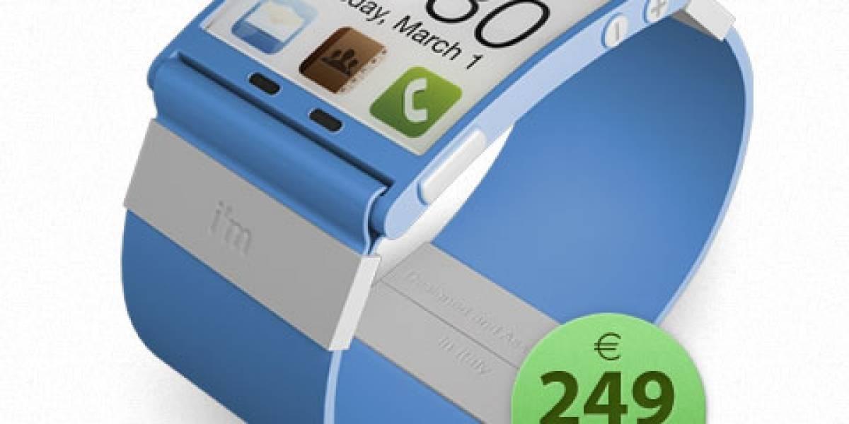 I'm Watch, el smartphone androide, ya está disponible para pre venta