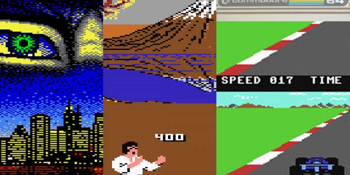 Nintendo trae la Commodore 64 a su consola virtual