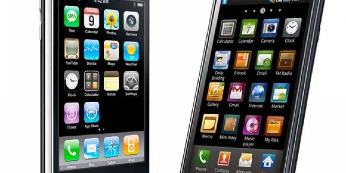 Samsung quiere morder (y muy duro) la manzanita de Apple