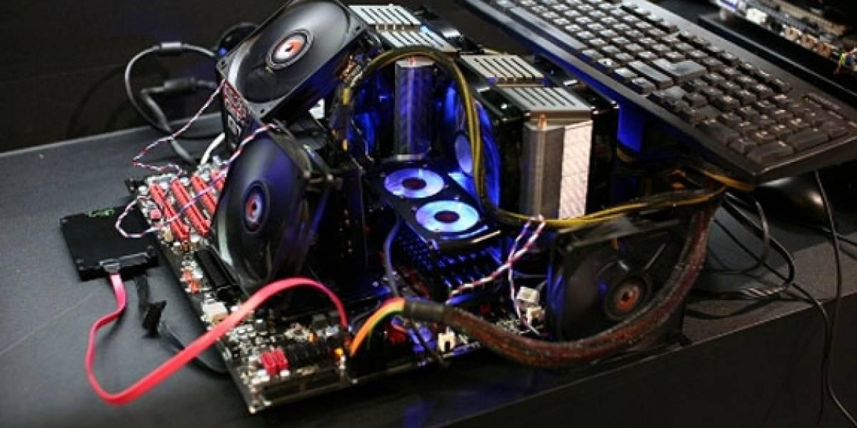 CTX2011: G.Skill con todo