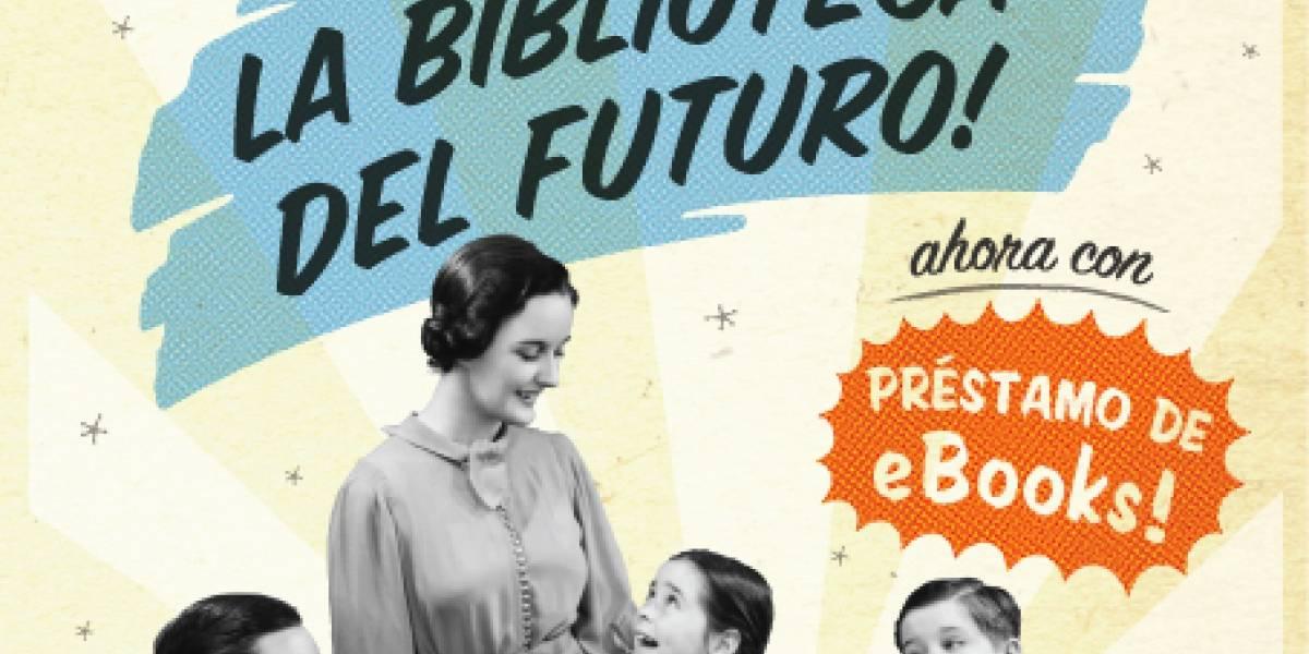 Biblioteca Viva lanza un servicio de préstamo de libros electrónicos