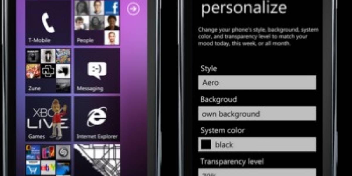 Windows Phone 7.1 presentado: Microsoft se pone al día