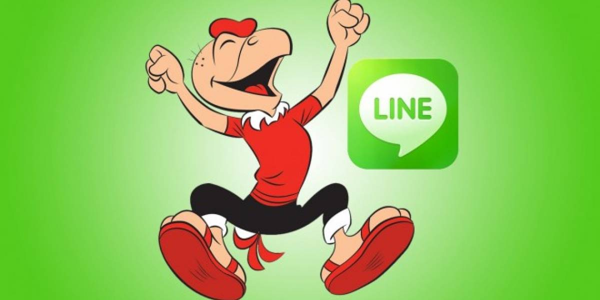 Condorito llega a LINE con su propia línea de stickers