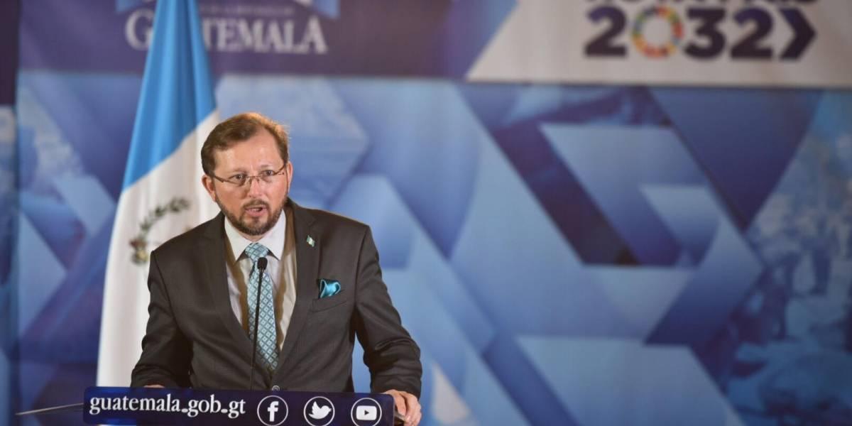 Portavoz presidencial dio a conocer actividades de Jimmy Morales en Semana Santa
