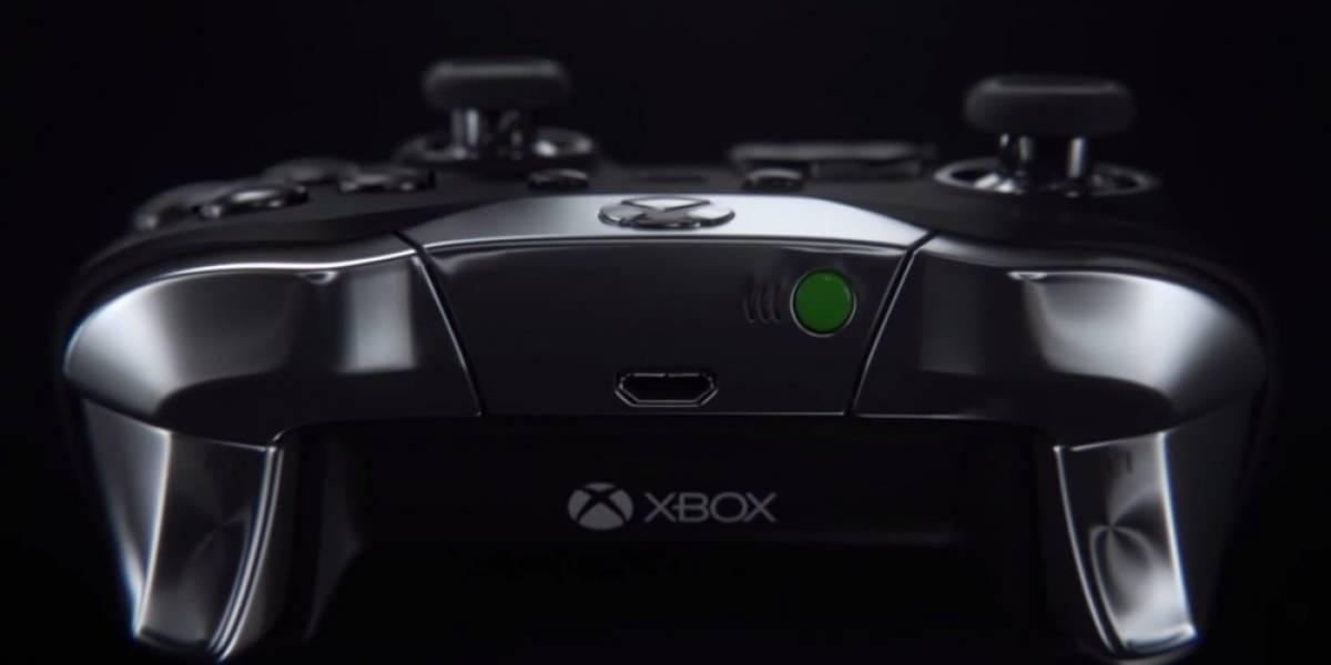 El nuevo control de Xbox One estará optimizado para Windows 10 #E32015