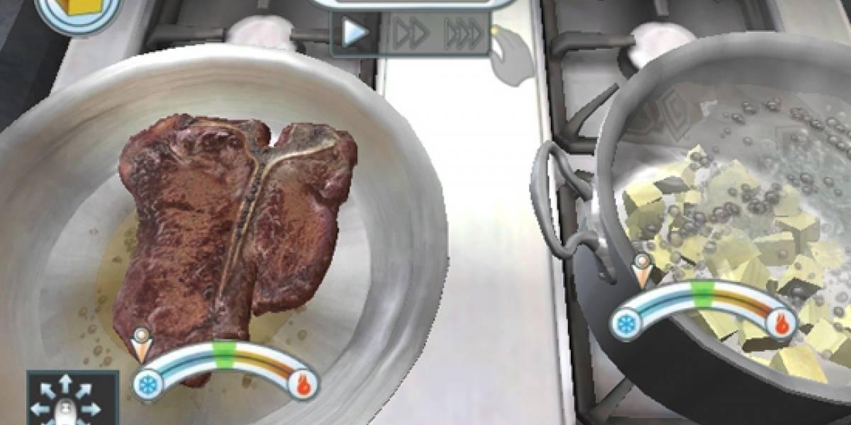 Namco Bandai hace equipo con Food Network en nuevo juego para Wii