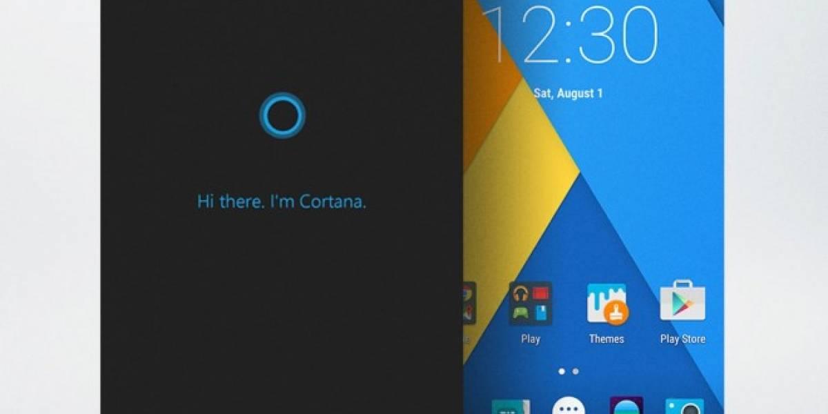 Cortana llega al OnePlus One gracias a Cyanogen OS 12.1