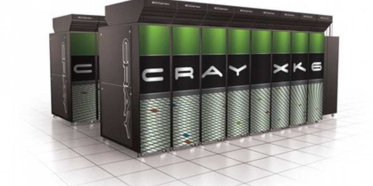 Supercomputador Cray de 50 petaflops
