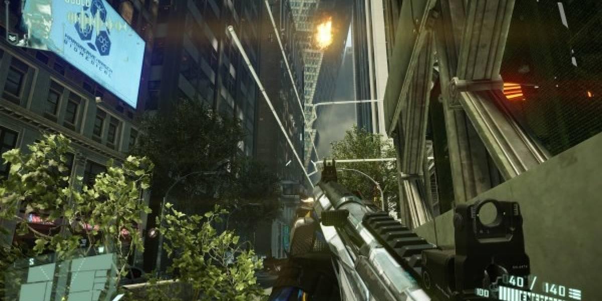 Análisis de rendimiento preliminar de Crysis 2 Beta