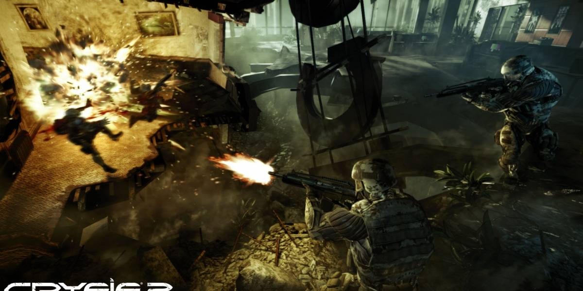El esperado demo de Crysis 2 llega a PC