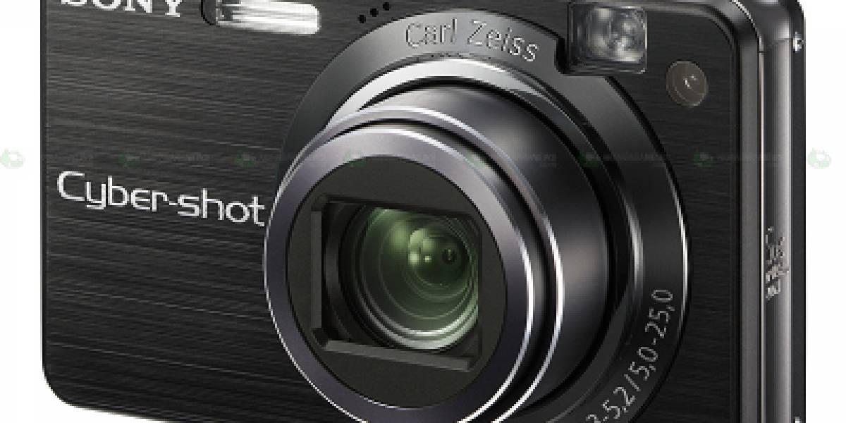 Sony estaría preparando cámara Cyber-Shot con conectividad móvil 3G