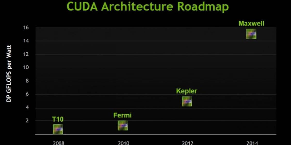 Es oficial: Nvidia pospone a Kepler hasta el 2012