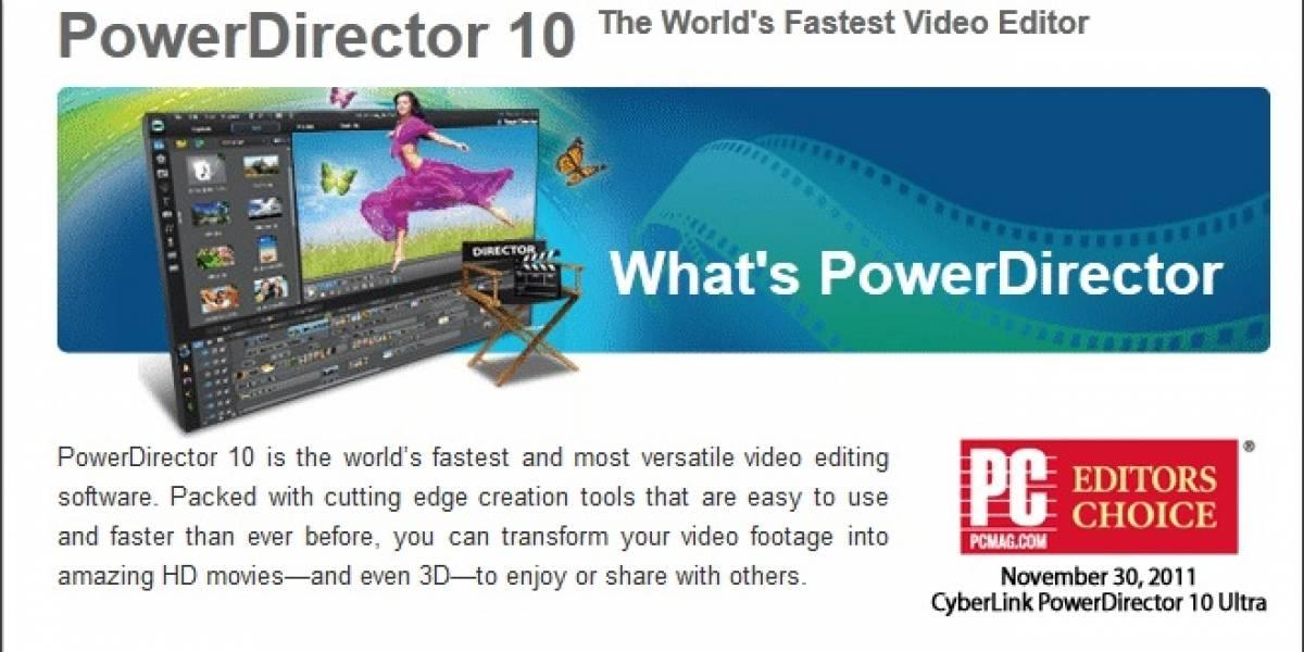 Cyberlink soporta los APU Trinity en MediaEspresso 6.5, Mediashow 6, PowerDirector 10 y PowerDVD 12