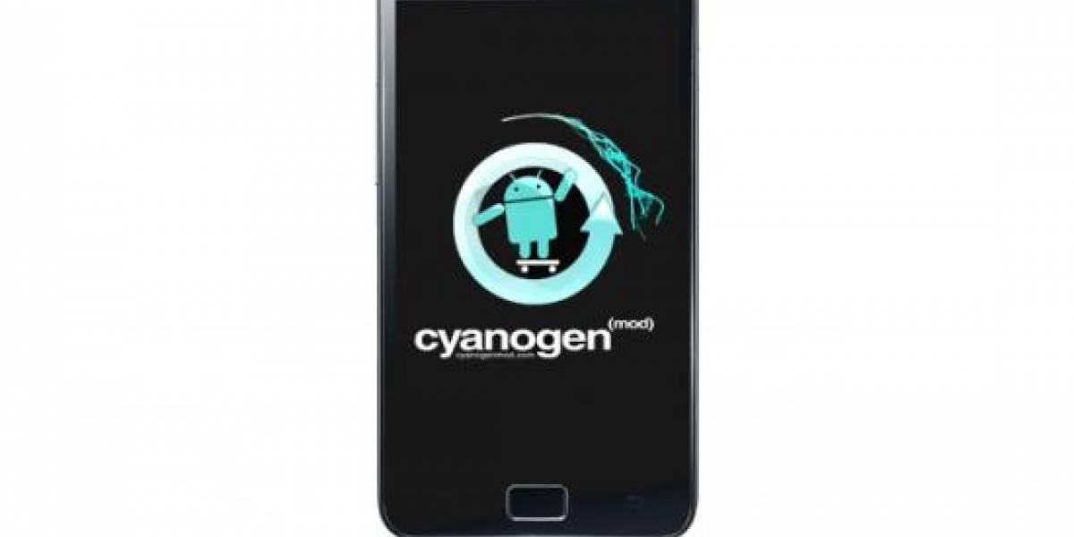 Samsung regala un Galaxy S II al creador de CyanogenMod