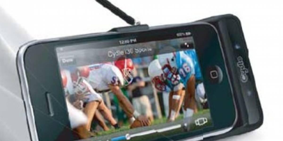 Cydle i30 lleva la tv en directo a nuestro iPhone