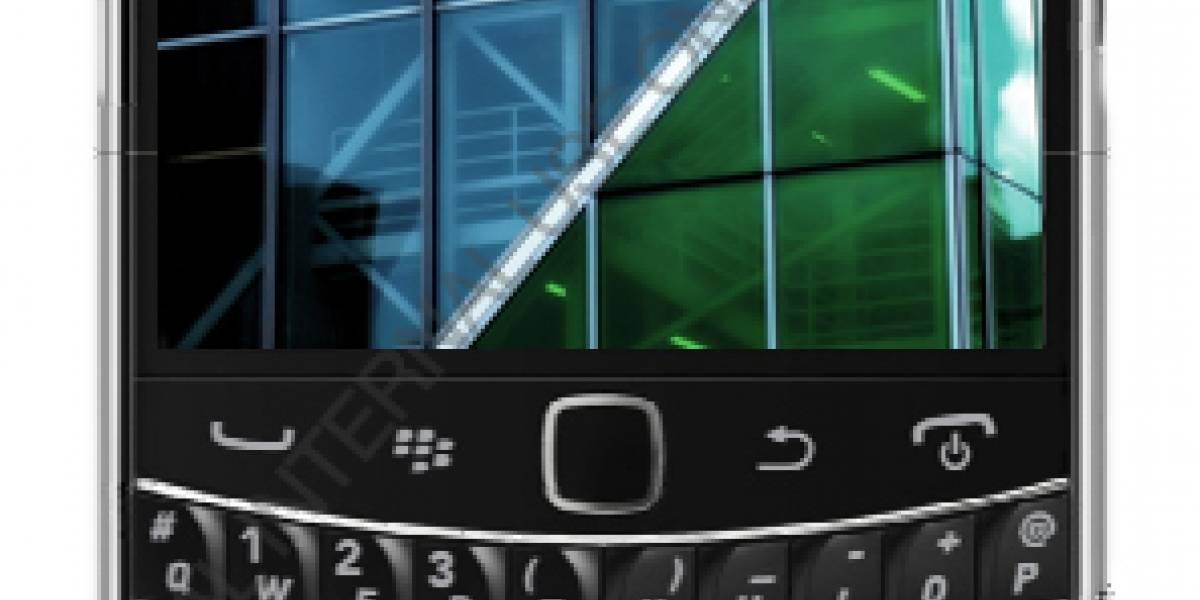 Filtran las especificaciones de la BlackBerry Dakota