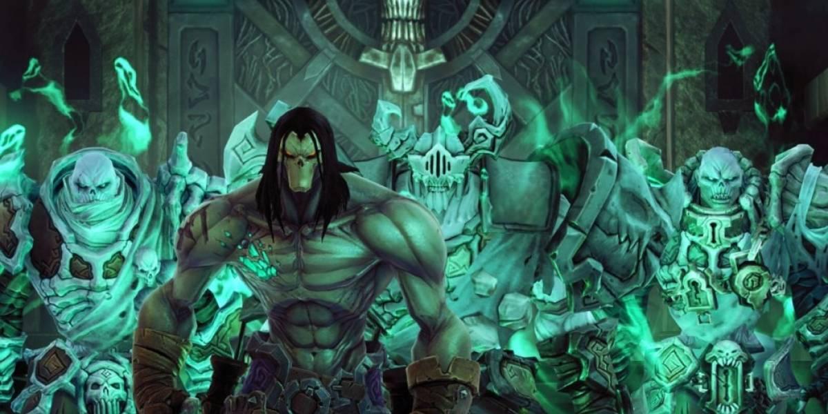 Comparativa en imágenes: Darksiders II Deathinitive Edition frente a su versión original