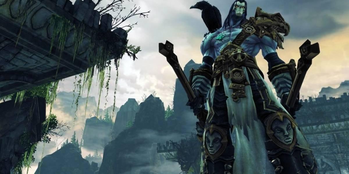 Nordic Games confirma la existencia de Darksiders II en PS4