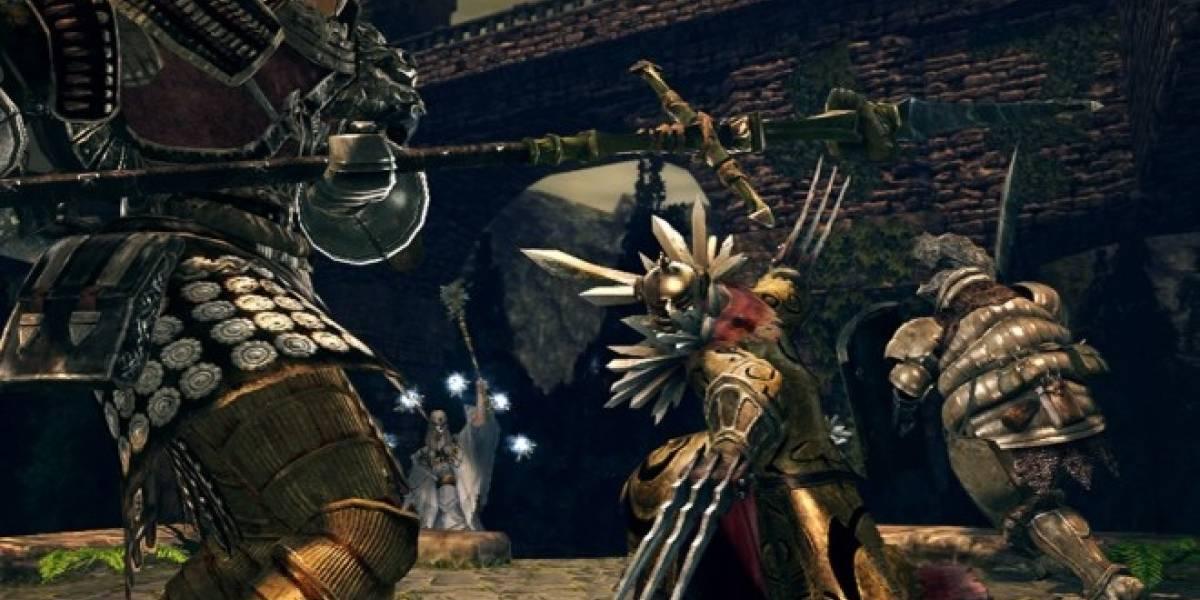 El primer Dark Souls se va definitivamente desde GFWL a Steam