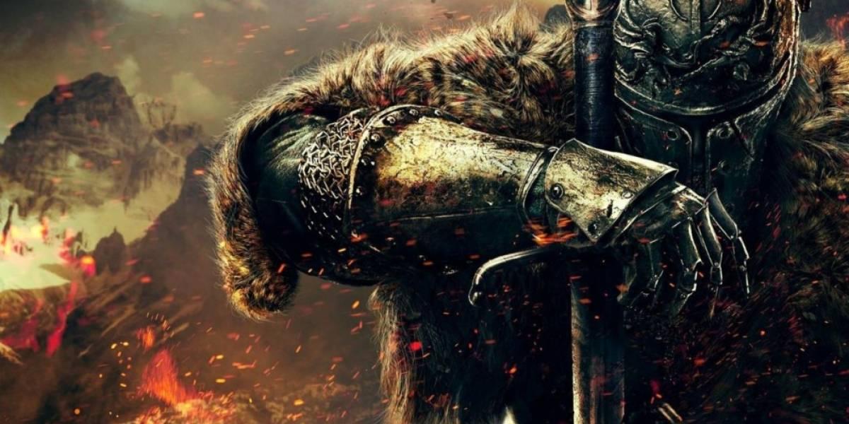 Terminan Dark Souls II en menos de una hora
