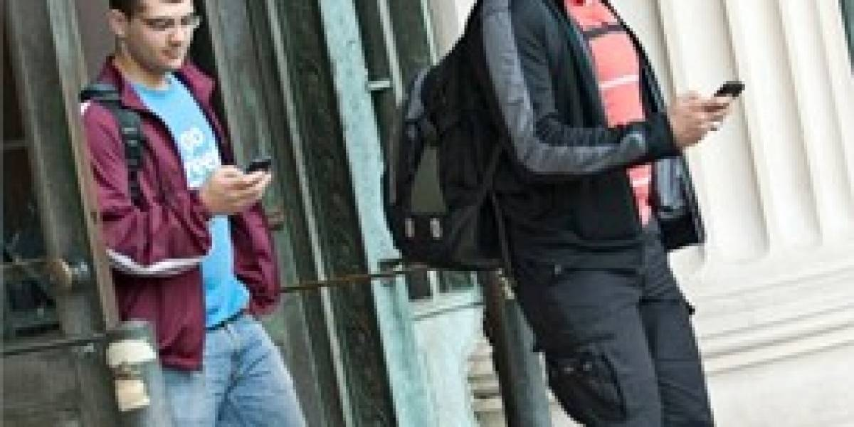 En el MIT descubren la manera de aumentar tráfico de datos en los celulares inteligentes