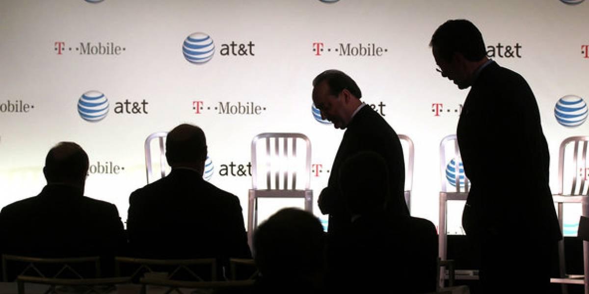 Departamento de Justicia de EEUU frena fusión de AT&T y T-Mobile
