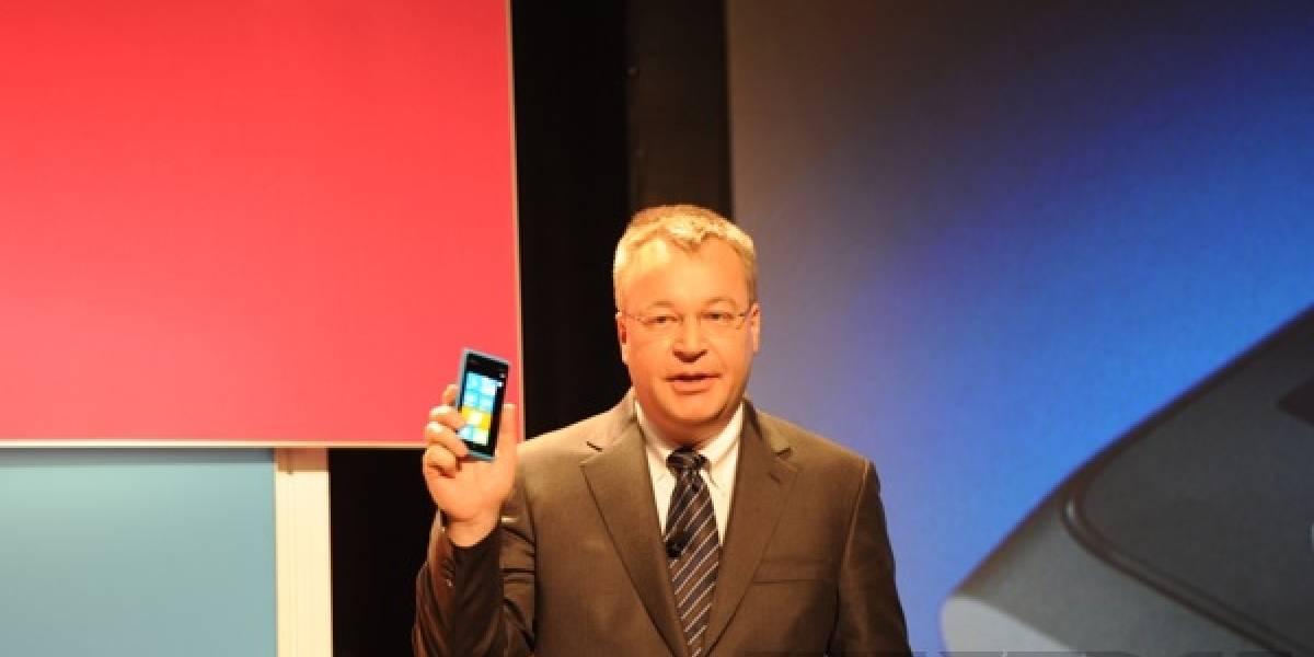 CES 2012: Nokia lanza el Lumia 900
