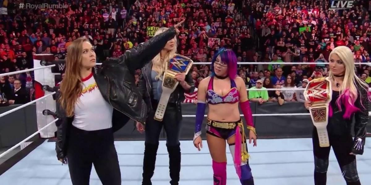 VIDEO. ¡Así fue el sorpresivo debut de Ronda Rousey en la WWE!