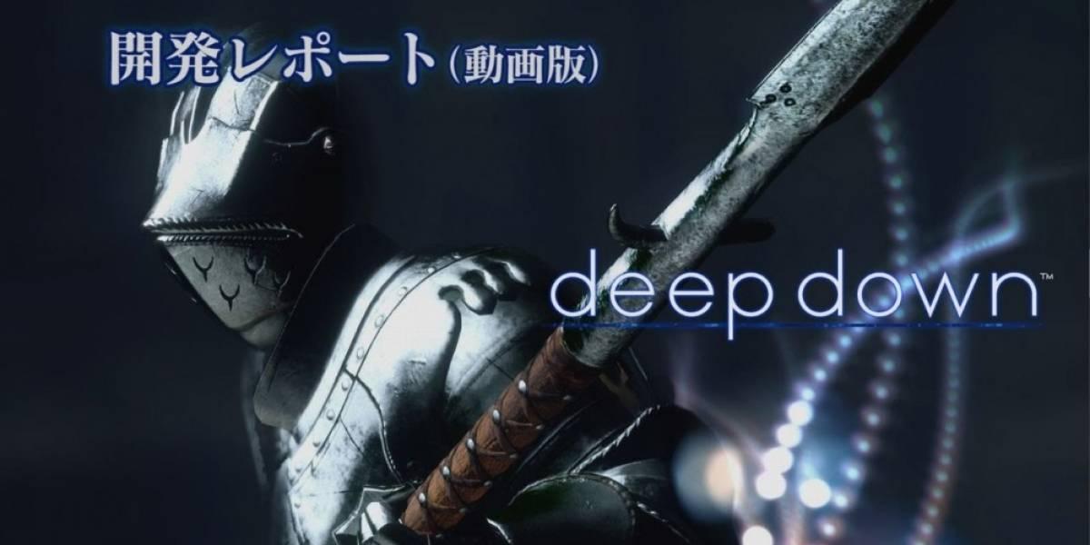 La beta de Deep Down se retrasa hasta 2015