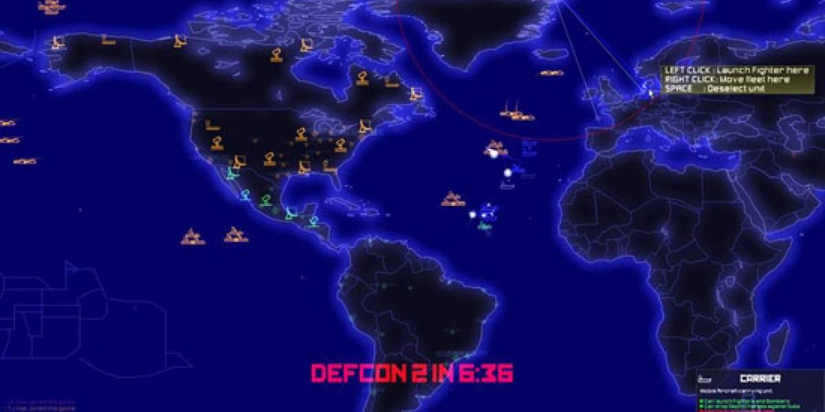 Tendremos Defcon para DS...si es que alguien lo distribuye