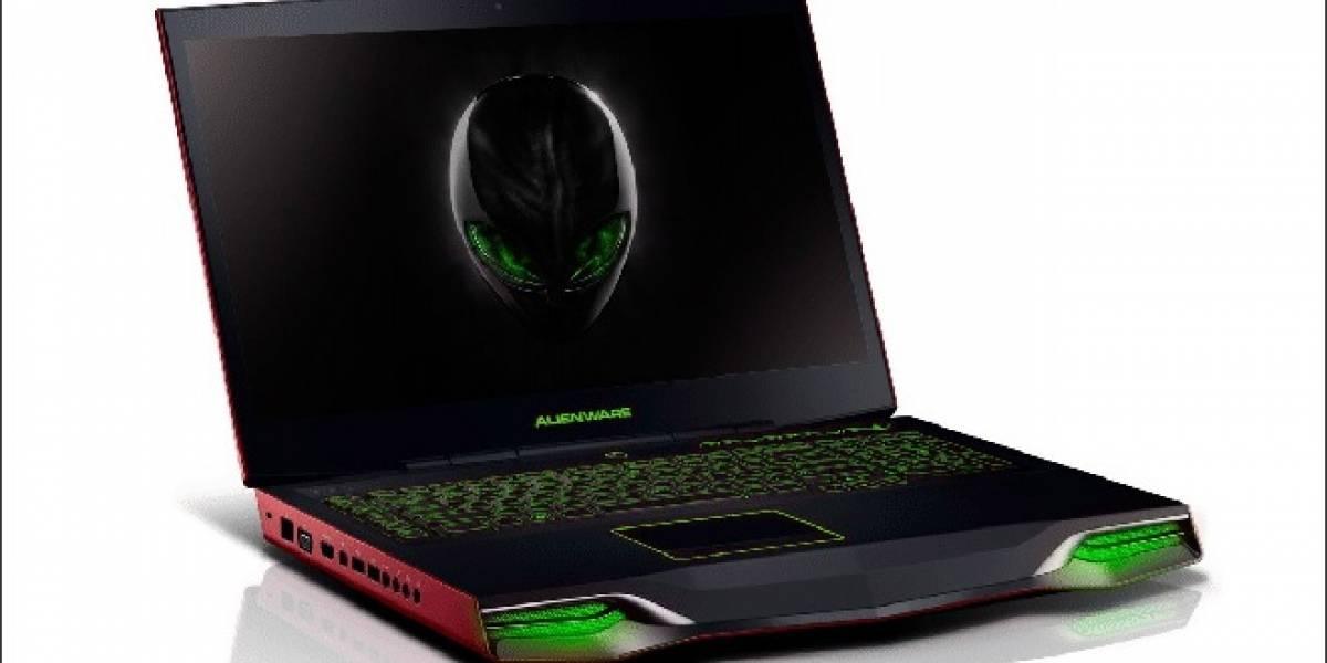 Se filtran algunos detalles del portátil Dell Alienware M18X R2