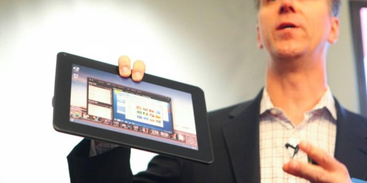 Futurología: Dell presentará una tablet Windows 7 de 10 pulgadas